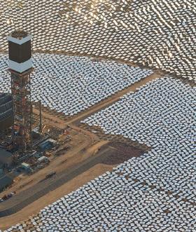 Солнечная электростанция Айвенпах